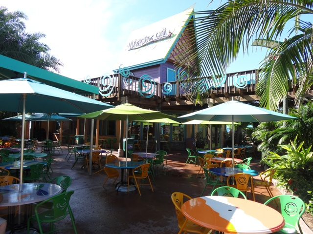 Aquatica - Restaurante Waterstone Grill