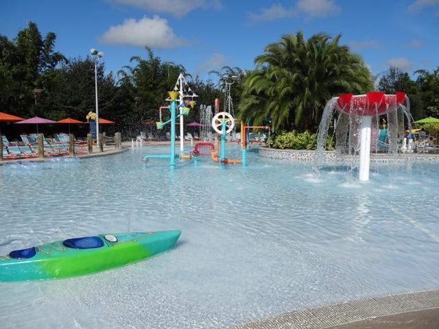 Aquatica - área para crianças menores e bebês 1