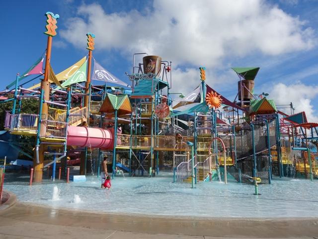 Aquatica - brinquedão aquático para crianças 1