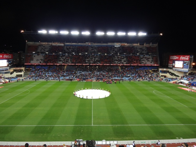 Atletico de Madrid - Estádio Interno 1