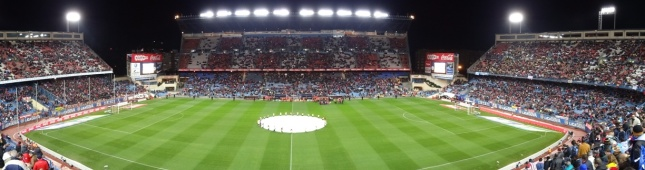 Atletico de Madrid - Estádio Interno 2
