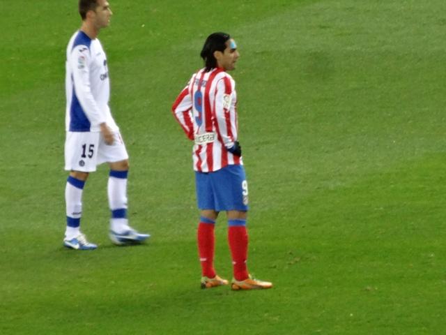 Atletico de Madrid - Falcão