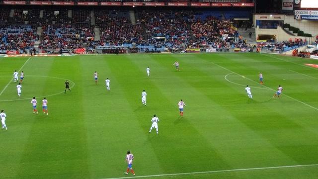 Atletico de Madrid - Jogo 1