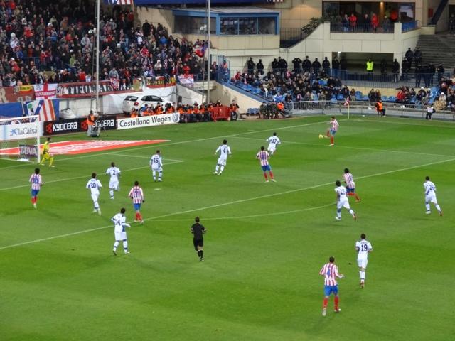 Atletico de Madrid - Jogo 2