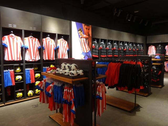 Atletico de Madrid - Loja 2