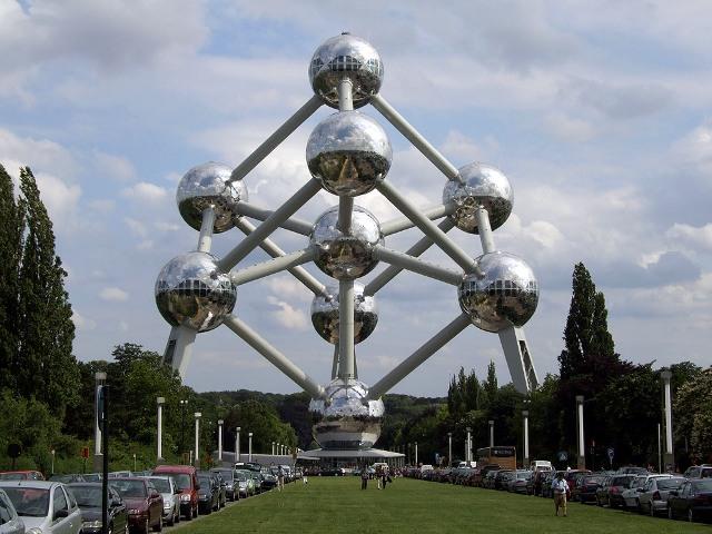 Bruxelas - Atomium