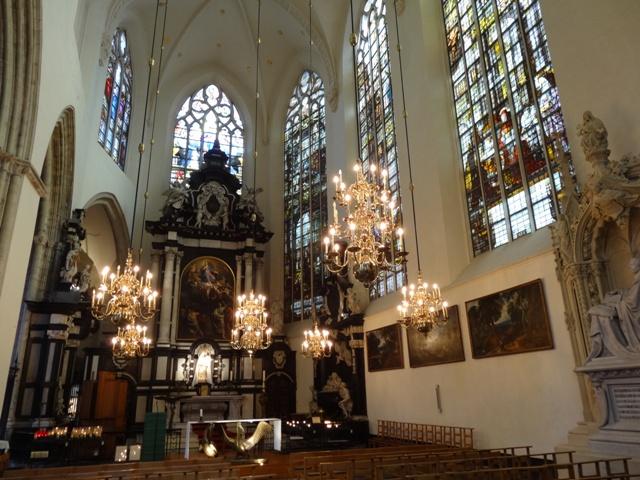 Bruxelas - Catedral des Saints-Michel