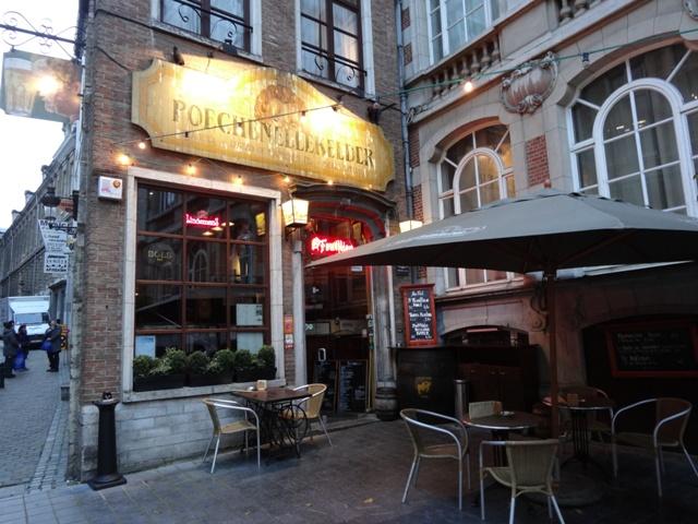 Bruxelas Chocolate e Cervejas - Cervejaria Poechenellekelder 1