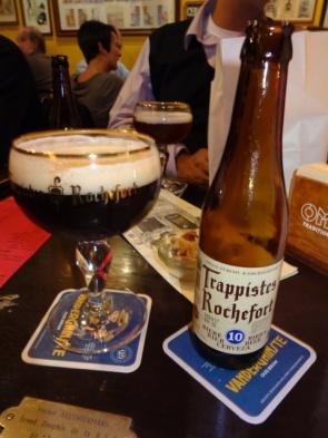 Bruxelas Chocolate e Cervejas - Cerveja Rochefort