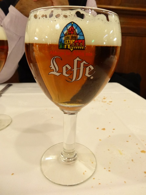 Bruxelas Chocolate e Cervejas - Cerveja 1