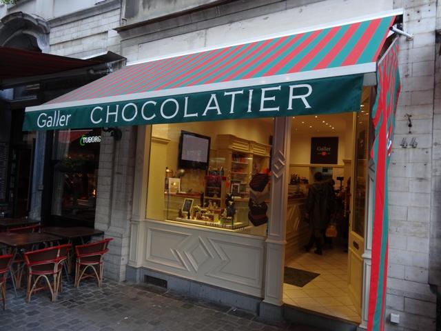 Bruxelas Chocolate e Cervejas - Galler