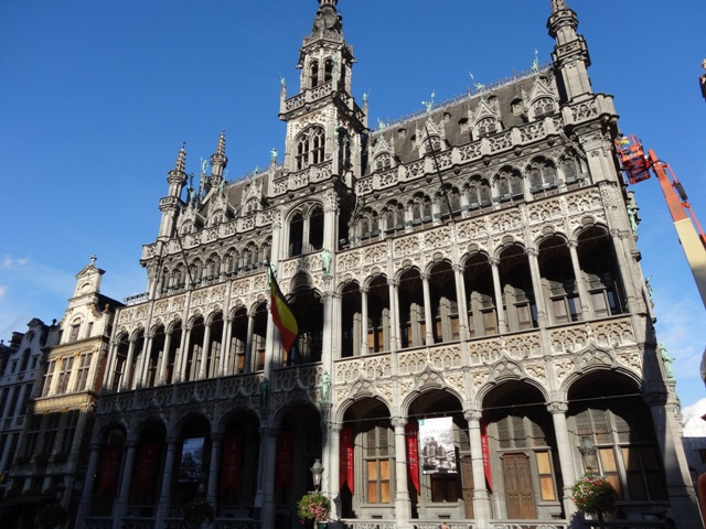 Bruxelas - Grand Place - 03