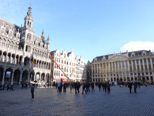 Bruxelas - Grand Place - 04