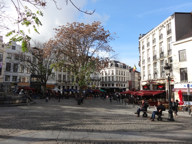 Bruxelas - Grasmarkt