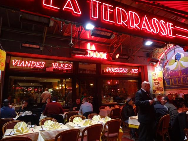 Bruxelas Restaurantes - La Terrasse 1