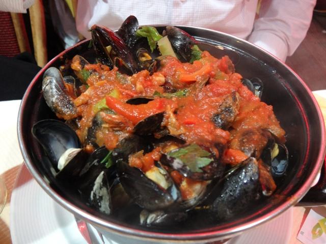 Bruxelas Restaurantes - La Terrasse 3