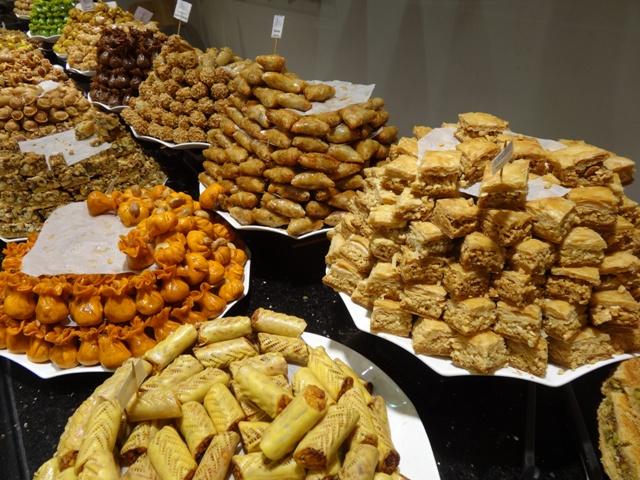 Bruxelas Restaurantes - Patisserie Orientale 3