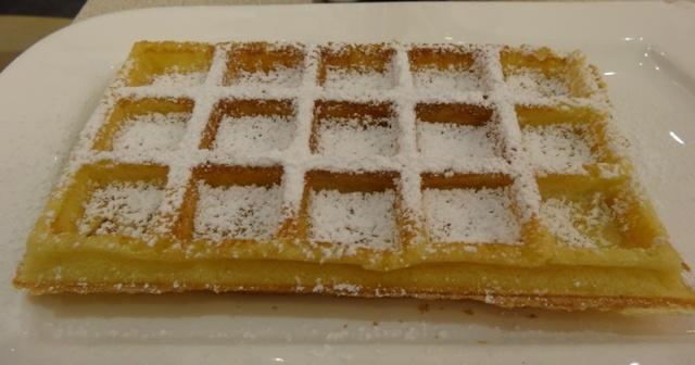 Bruxelas Restaurantes - Waffle 1