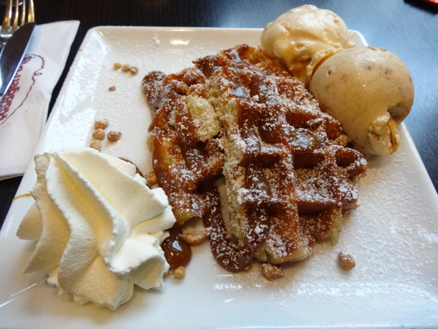 Bruxelas Restaurantes - Waffle 2