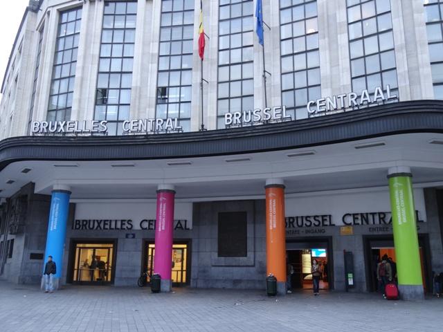 Bruxelas- Estação Central