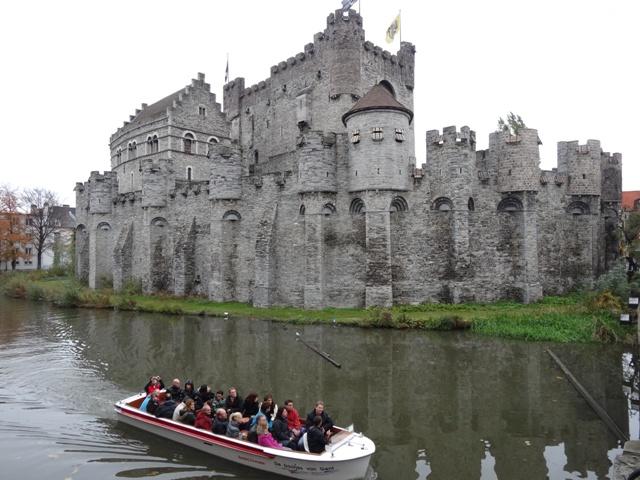Gent - Castelo Gravesteen 1