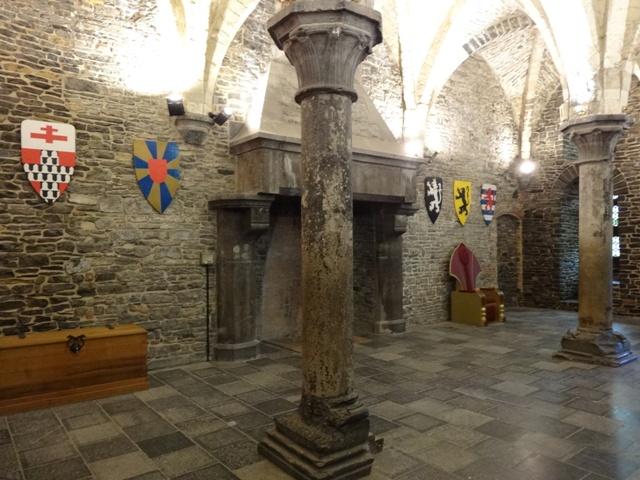 Gent - Castelo Gravesteen 4