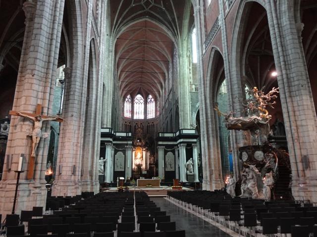 Gent - Catedral Saint Bavo 2