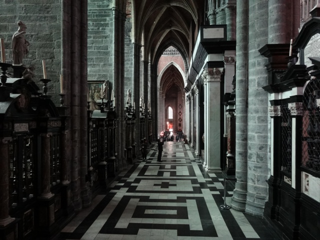 Gent - Catedral Saint Bavo 3