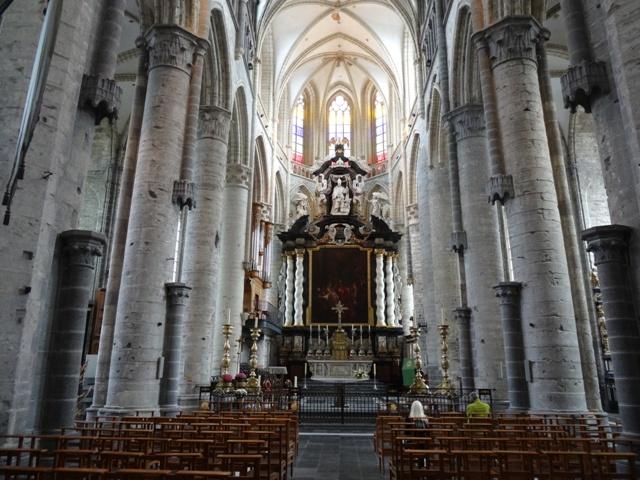 Gent - Igreja de Sao Nicolau 2