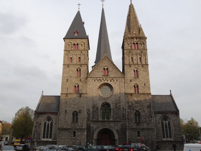 Gent - Igreja de Sint Jakobskerk
