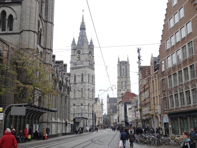 Gent - Korenmarkt