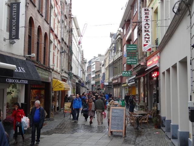 Gent - Rua do Centro