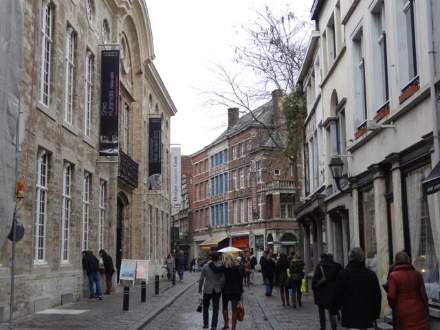 Gent - Rua Jan Breydelstraat