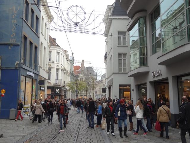 Gent - Rua Veldstraat 2