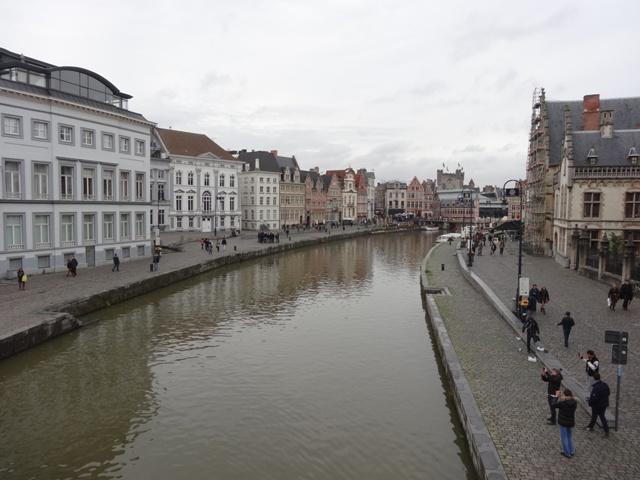 Gent - Sint Michielsbrug - Rio Leie