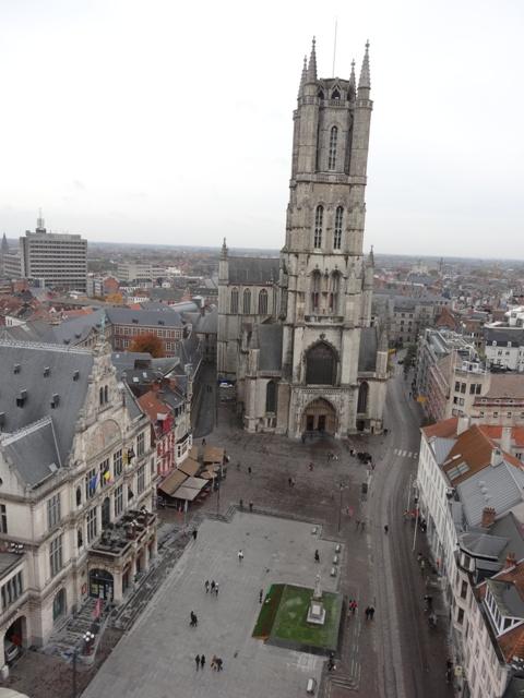 Gent - Vista Belfort 1