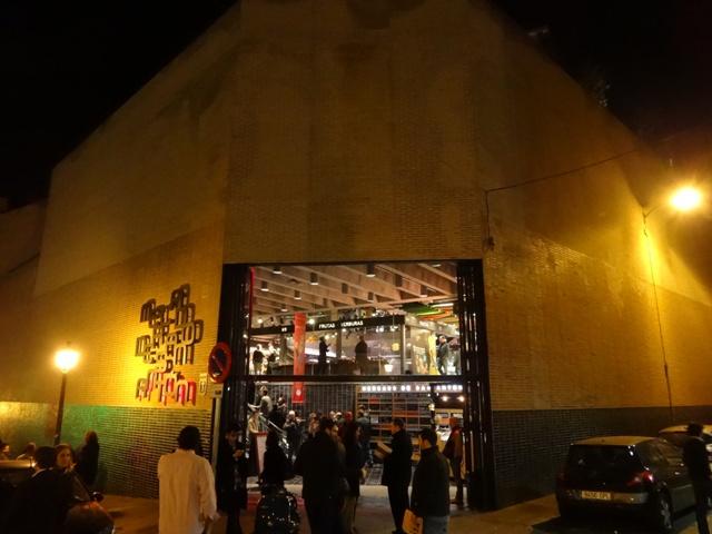 Madri-Mercado de San Anton 1