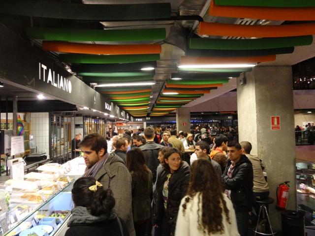 Madri-Mercado de San Anton 5