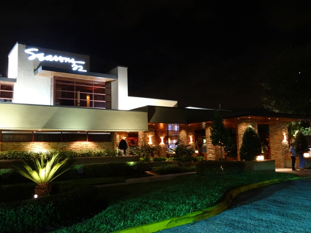 Orlando Restaurante - Seasons 52 - Entrada