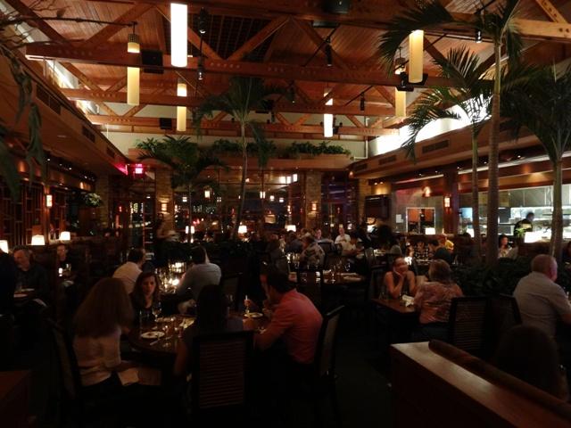 Orlando Restaurante - Seasons 52 - Ambiente