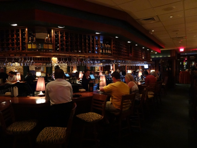 Orlando Restaurante - Seasons 52 - Bar 1