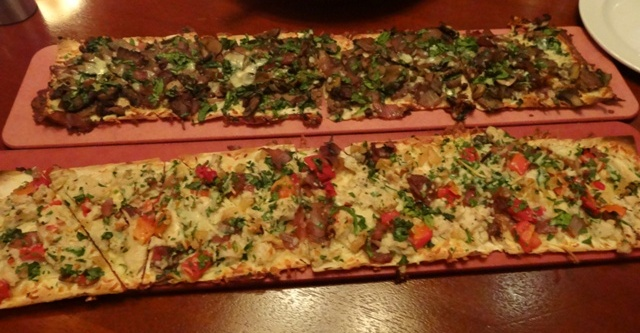 Orlando Restaurante - Seasons 52 - Flatbread
