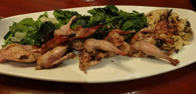 Orlando Restaurant - Seasons 52 - Grilled Chicken