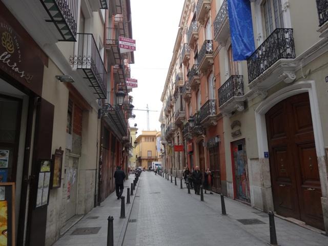 Valência - Barrio del Carmen