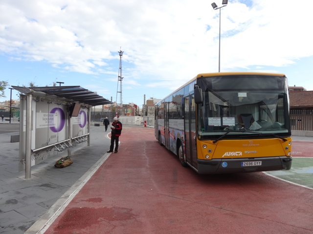Valência - Autobus2