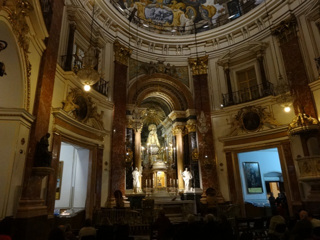 Valência - Basílica 2