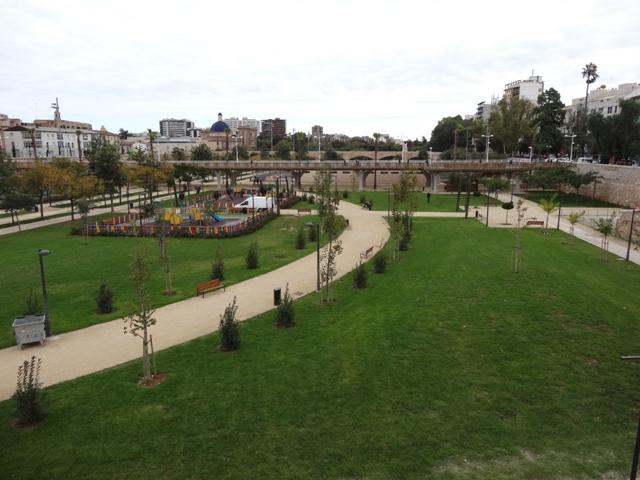 Valência - Parque 1