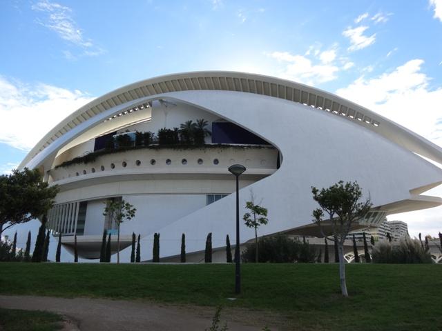 Valência - Ciudad de las Artes y las Ciencias 5