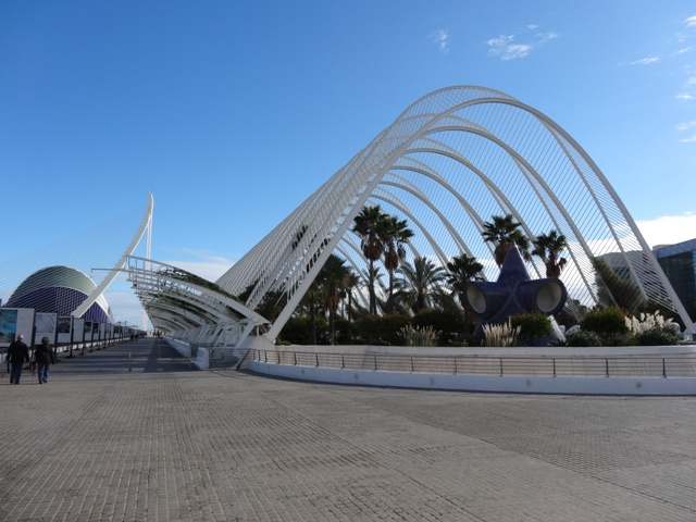Valência - Ciudad de las Artes y las Ciencias 4