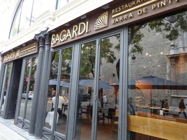 Valência - Restaurante Sagardi